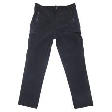 Утепленные тактические брюки Софтшелл Softshell Tactical Gear, цвет Черный (Black)