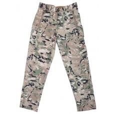 Утепленные тактические брюки Софтшелл Softshell Tactical Gear, цвет Мультикам (Multicam)