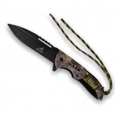 Нож складной 093 Gerber Листья арт.093