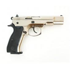 Охолощенный пистолет Z75 Kurs кал.10ТК цвет хром
