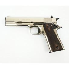 Охолощенный пистолет 1911 Kurs кал.10*24 цвет хром