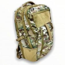 Рюкзак Тактический GONGTEX, 40 литров, арт. 00752 цвет Мультикам (Multicam)