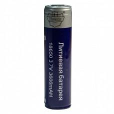 Литиевая батарея Поиск 18650, 3.7V, 3600mAH, арт. YB-8